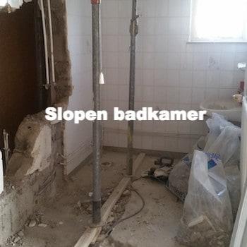 Slopen badkamer ddsloopwerken, ddsloopwerken.nl, Onze diensten, Sloopwerk Purmerend
